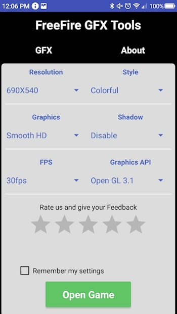 Download Aplikasi GFX Tools Free Fire - Cara Setting GFX Tool Free Fire Menggunakan HP Android