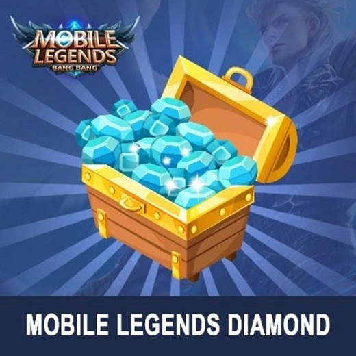 Diamond mobile legends1 - 3 Cara Top Up Diamond Mobile Legends Dengan Pulsa All Operator