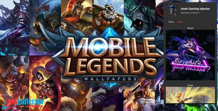 AG Injector APK ML For Unlock All Skin Mobile Legends Terbaru 2020 - AG Injector APK ML For Unlock All Skin Mobile Legends Terbaru 2020