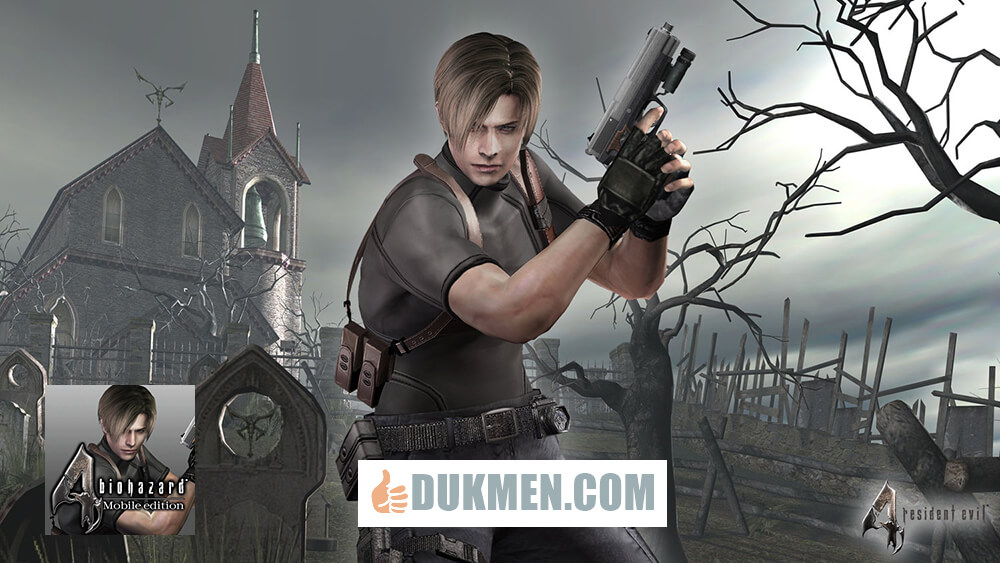 Cara Download Residen Evil 4 Mod Apk1 - Resident Evil 4 MOD APK + DATA ( FULL UNLIMITED ) Android dan PC Terbaru 2020