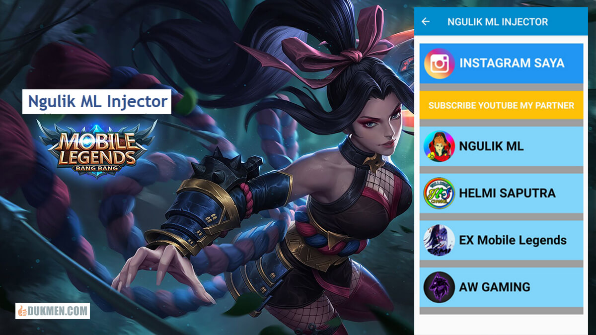 Cara Install Ngulik ML Injector Apk1 - Download Ngulik ML Injector Apk v1.0 Full Unlocked Mobile Legends Terbaru 2020