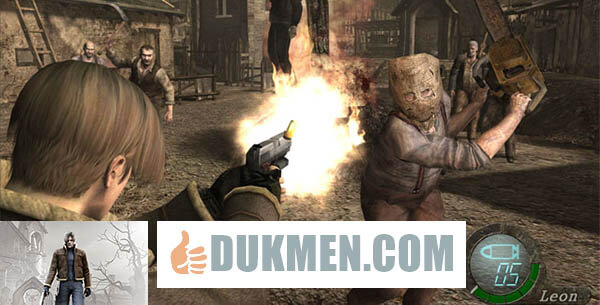 Residen Evil 4 MOD APK DATA1 - Resident Evil 4 MOD APK + DATA ( FULL UNLIMITED ) Android dan PC Terbaru 2020