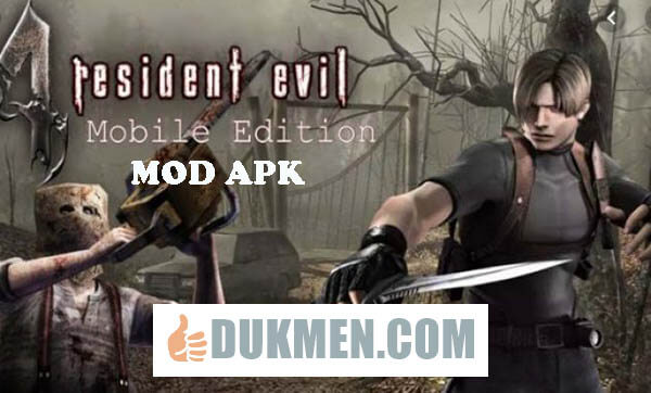 Residen Evil 4 MOD APK1 - Resident Evil 4 MOD APK + DATA ( FULL UNLIMITED ) Android dan PC Terbaru 2020