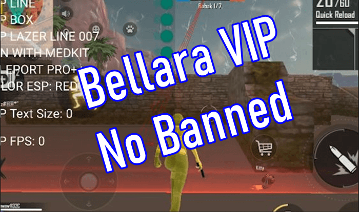 cheat bellara vip