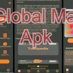 Global Mall Apk Penipuan